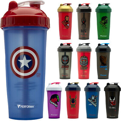 PerfectShaker Performa 28 oz. Avengers Infinity War Shaker Cup - perfect bottle!