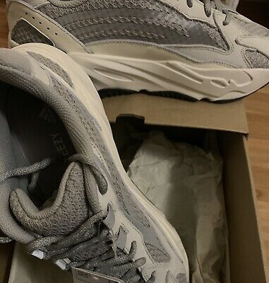 best sneakers 8d47a 6ef24 Adidas Yeezy Boost 700 V2 Static size 10US 44FR 9,5UK