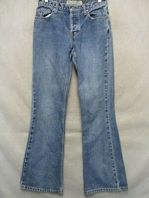 A8567 American Eagle Outfitters Cool Boot Cut Jeans Women 28x31