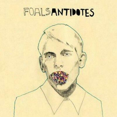 Antidotes [Cd Album], Foals, New,  Audio CD, FREE & Fast Delivery