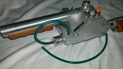 Ghostbusters Clippard 3814-1 dark green tubing Neutrino wand thrower Proton Pack