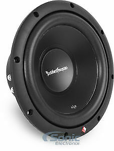 "Rockford Fosgate R2D4-10 10"" Prime Stage 2 Dual 4-ohm Subwoofer - Open Box"