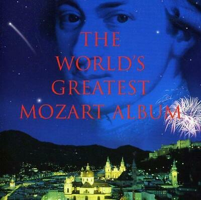 The World's Greatest Mozart Album, , New,  Audio CD, FREE & Fast Delivery