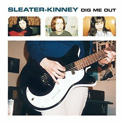Sleater-kinney - Dig Me Out NEW CD