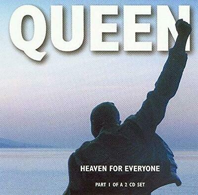 Heaven for Everyone [CD 1], Queen, Good,  Audio CD, FREE & Fast Delivery