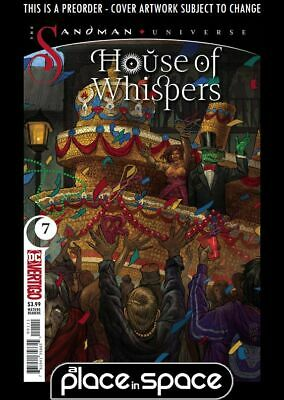 (Wk11) House Of Whispers #7 - Preorder 13Th Mar