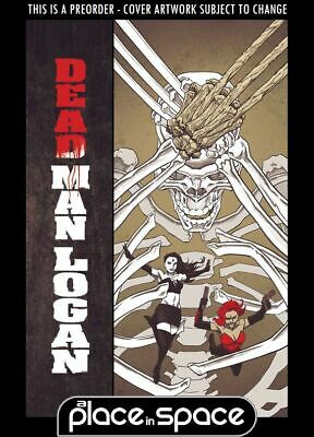 (Wk11) Dead Man Logan #5 - Preorder 13Th Mar