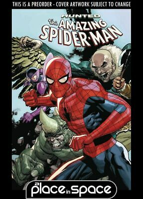 (Wk11) Amazing Spider-Man, Vol. 5 #17C - Connecting Variant - Preorder 13Th Mar