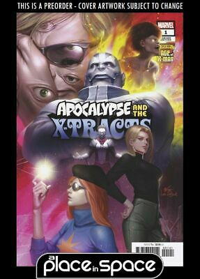 (Wk11) Age Of X-Man: Apocalypse And X-Tracts #1B - Inhyuk Lee Var - Pre 13Th Mar