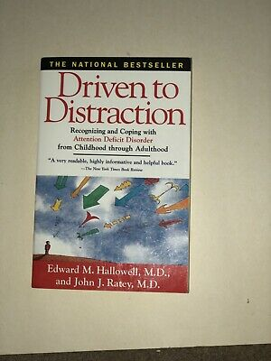 0d6eae3368d00 DRIVEN TO DISTRACTION : Recognizing and Coping with Attention ...
