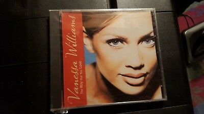 The Way That You Love [Single] by Vanessa Williams (R&B) (CD, Apr-1995) NEW