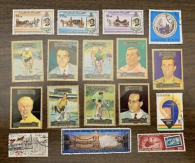 [Lot 309] 150 Different Worldwide Stamps Collection - Starts at 1 cent each!