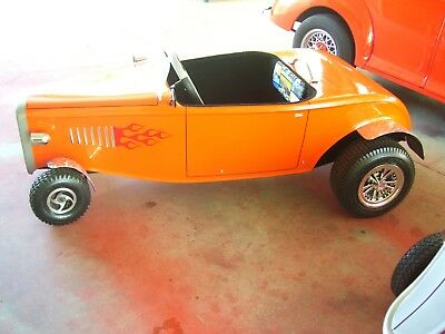 Ford Mini Hotrod Adult Size Brand New ( The Lot ) Custom Made