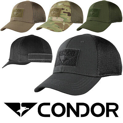 8467843f9 CONDOR OUTDOOR TACTICAL Flex Military Combat & Hunting Fitted Hat ...
