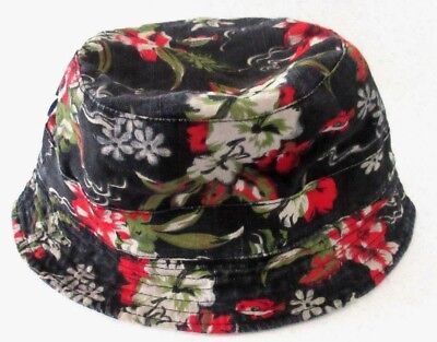 MENS AMERICAN EAGLE Reversible Floral Bucket Hat One Size -  19.95 ... b7d8ddb6d41