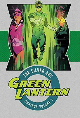 Green Lantern The Silver Age Omnibus Vol. 2 by Various, Hardcover Book, New, FRE