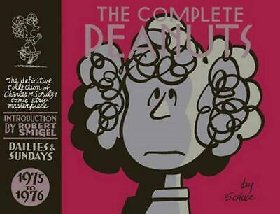 The Complete Peanuts 1975-1976: Volume 13 by Schulz, Charles M., Hardcover Book,
