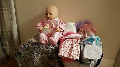 Baby Annabell Doll With Outfits, stunning doll,  Great reborn project?