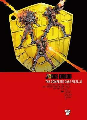 Judge Dredd: Case Files 31 by Kennedy, Cam, McMahon, Mick, Flint, Henry, Wagner,