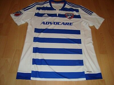 Trikot FC Dallas, Major League, MLS USA, Größe Large: neu!