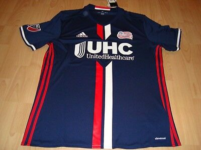 Trikot New England Revolution, Major League, MLS USA, Größe Large: neu!