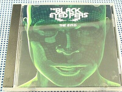 """THE BLACK EYED PEAS - The End - EXCELLENT CONDITION CD - """"Boom Boom Pow/Imma Be"""""""