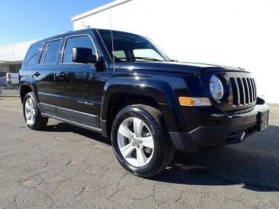 2016 Jeep Patriot Latitude 2016 Jeep Patriot Latitude SUV Used 2.4L I4 16V Automatic 4WD