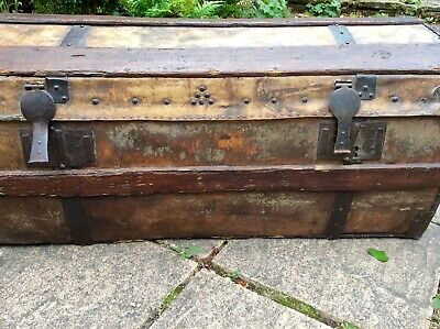 Late 17th/early 18th Century Coffer
