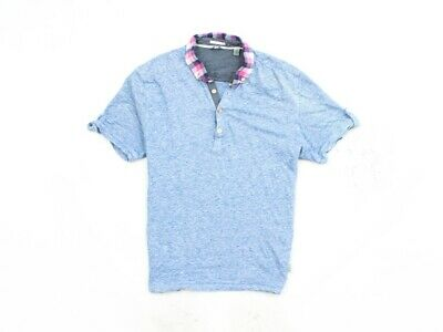2749f0eda625a TED BAKER MEN S Fine Stripes Relaxed Polo Shirt