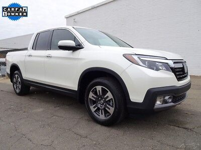 2018 Honda Ridgeline RTL-E 2018 Honda Ridgeline RTL-E Pickup Truck Used 3.5L V6 24V Automatic AWD