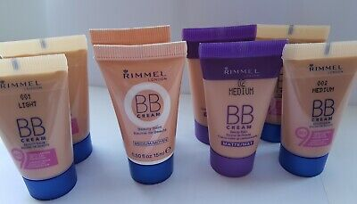 Rimmel   BB Cream 30mls (2x15)  only £2.99  Various Shades  Travel Size