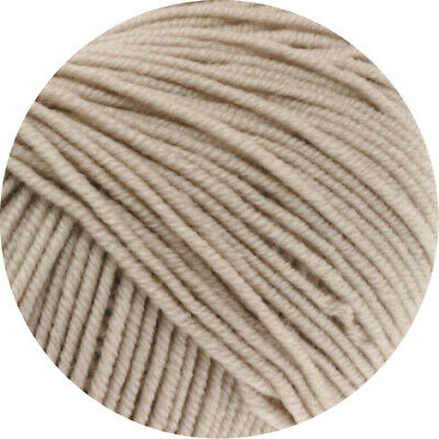 Wolle Kreativ! Lana Grossa - Mc Wool Merino Mix 100 - Fb. 141 beige 500 g