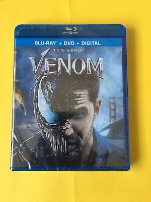 Venom Blu-Ray/DVD/TWO DISCS/BRAND NEW