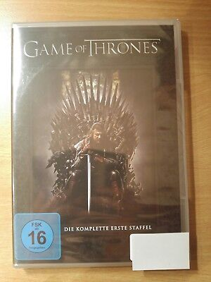 Game of thrones staffel 1 - NEU UND OVP