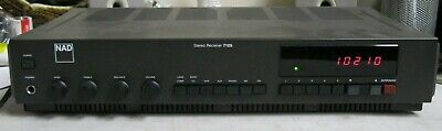 NAD Stereo Receiver 7125 Tested Working Phonostage