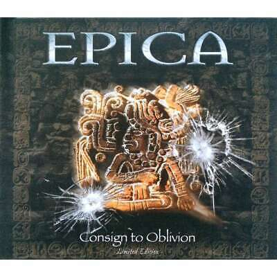 EPICA / Consign to Oblivion cd