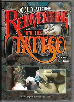 Guy Aitshison - Reinventing the Tattoo