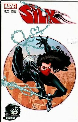 Silk #2 Phantom Variant Marvel Comics 2015