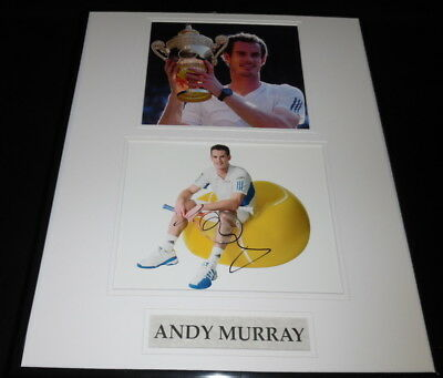e96e406b258 ANDY MURRAY FULL Signature Autographed Under Armour Adjustable ...