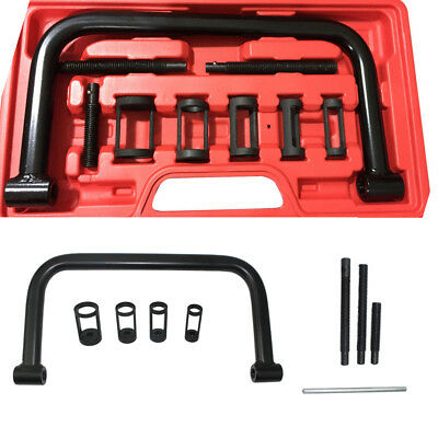 10PCS 5-Sizes Valve Spring Compressor Pusher Hand Tool Kit for Motorcycle Engine