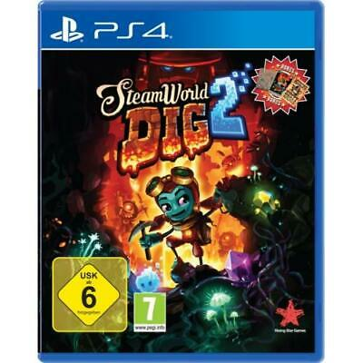 Playstation 4 - Steamworld Dig 2 (ps4) [DE-Version] Playstation  NEU