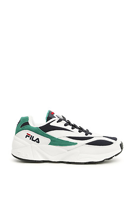 Fila low venom heritage sneakers 1010255 White Navy Shady Glade - Authentic 74ab5ae20b7