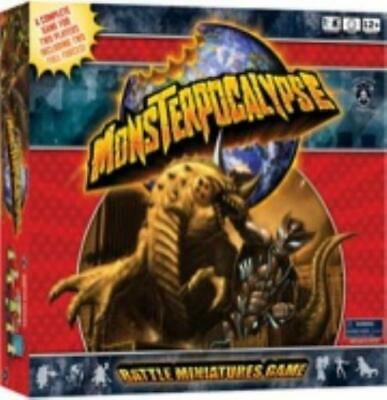 Privateer Press Monsterpocalypse Two-Player Battle Box Box EX