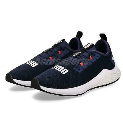 b0f0582609a Puma Hybrid NX Peacoat High Risk Red White Men Running Shoes Sneakers  192259-01