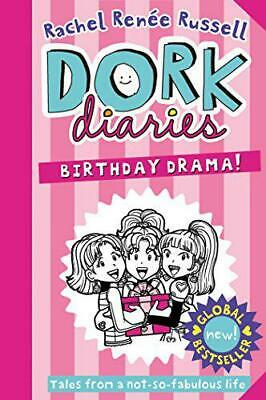Dork Diaries: Birthday Drama! by Russell, Rachel Renee, NEW Book, (Paperback) FR