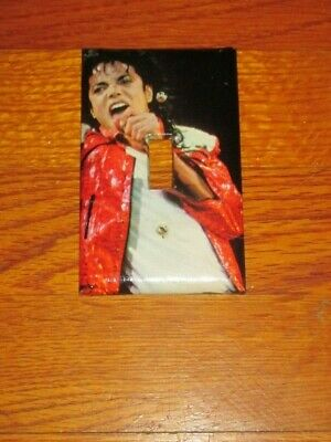 MICHAEL JACKSON KING OF POP MUSIC LEGEND Light Switch Cover Plate A