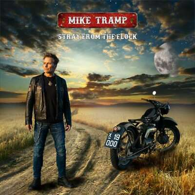 MIKE TRAMP ( ex White Lion )  Stray From The Flock  CD  NEU & OVP 01.03.2019
