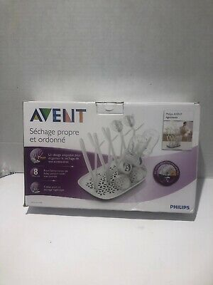 Avent  - Clean & Tidy Drying Rack - Fits 8 Bottles - Brand New