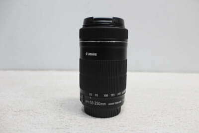 Canon - EF-S 55-250mm f/4-5.6 IS STM Telephoto Zoom Lens