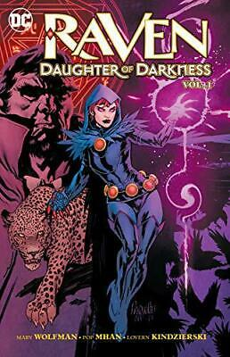 Raven: Volume 1: Daughter of Darkness by Pop Mhan,Marv Wolfman, NEW Book, FREE &